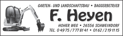 Frank Heyen Garten und Landschafsbau